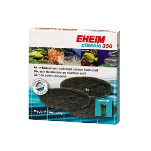Eheim Classic 350 2215 Carbon Pads 2628150