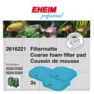 Eheim (2616221) Filter Pad Set 2222 2322 2224 2324