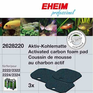 Eheim (2628220) Carbon Filter Pad 2222 2322 2224 2324