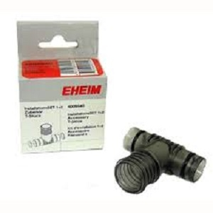 Eheim External Filter Installation Set T Piece 4009640