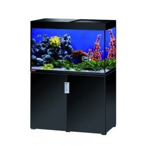 Eheim LED Incpiria 300 Aquarium - Black/Silver Marine