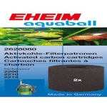 Eheim Biopower 200 Filter Carbon Foams 2628080