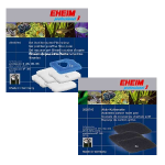 Eheim Filter Pad Set 2616710 + Carbon Pads 250 350 600 2628710