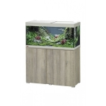 Eheim Vivaline LED 180 Aquarium - Oak Grey