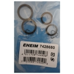 Eheim (7428680) External Filter Sealing Rings 4 per Set